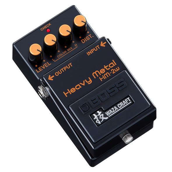 Boss HM-2W Heavy Metal Distortion Guitar Effects Pedal
