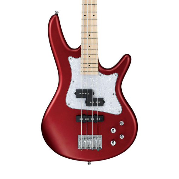Ibanez SRMD200-CAM Bass Guitar, Candy Apple Matte  (b-stock)