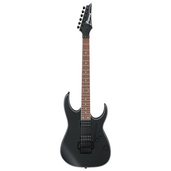Ibanez RG320EXZ-BKF RG SERIES Electric Guitar, Black  (b-stock)