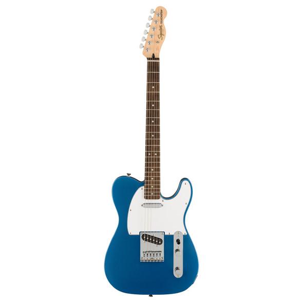 Fender Squier Affinity Telecaster Electric Guitar, Lake Placid Blue, Laurel Fingerboard