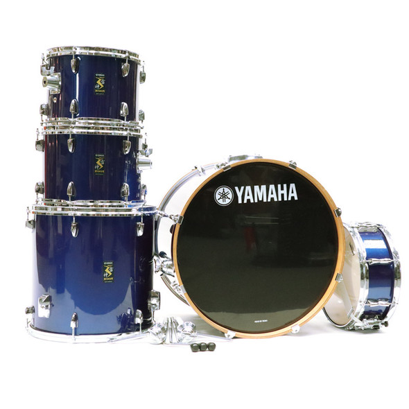 Yamaha Rydeen Shell Pack with Snare in Purple (pre-owned)