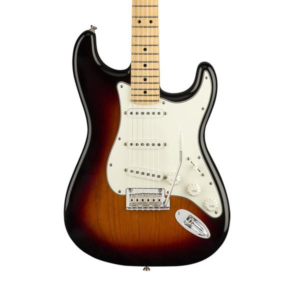 Fender Player Stratocaster Electric Guitar, 3-Colour Sunburst, Maple Neck (b-stock)