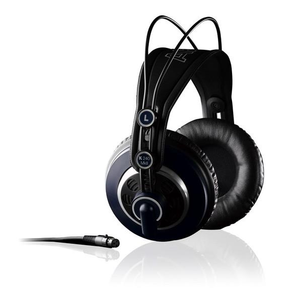 AKG K240 MkII Semi-Open Studio Headphones (b-stock)