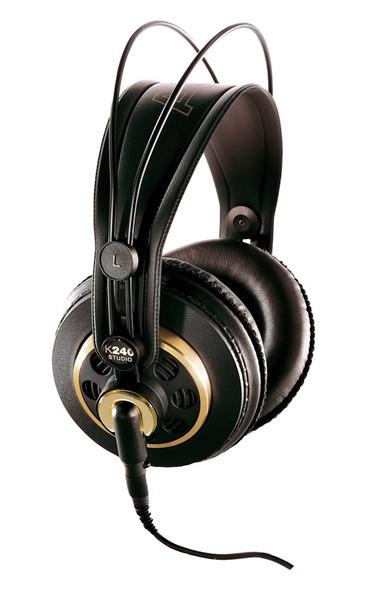 AKG K240 Studio Semi-Open Professional Headphones (b-stock)