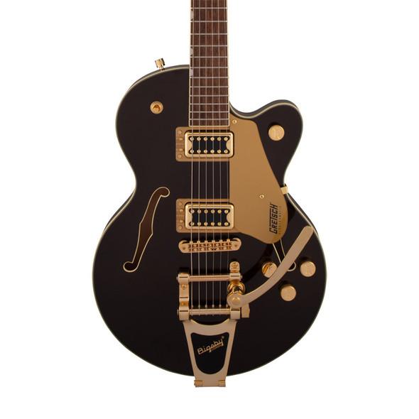Gretsch G5655TG Electromatic Center Block JR Electric Guitar, Black Gold  (b-stock)