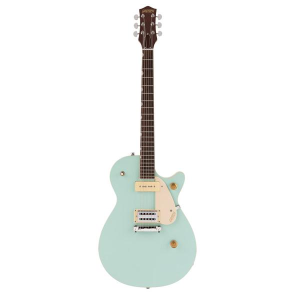 Gretsch G2215-P90 Streamliner Jr.Jet Club Electric Guitar, Mint Metallic  (b-stock)