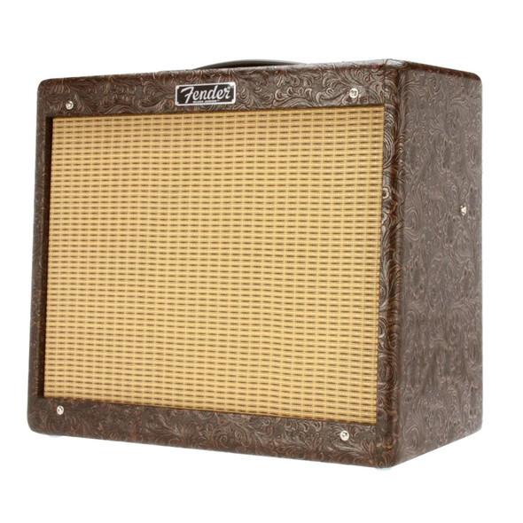 Fender Blues Junior IV Western Guitar Amp Combo, Cannabis Rex Speaker