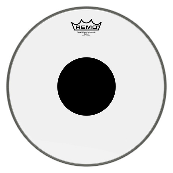 Remo CS-0313-10 Controlled Sound Clear 13-inch Drum Head