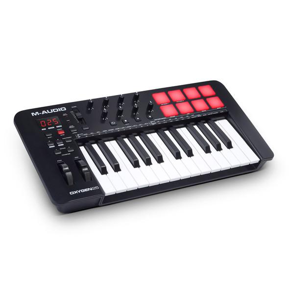 M-Audio Oxygen 25 MK V 25 Key USB MIDI Controller Keyboard