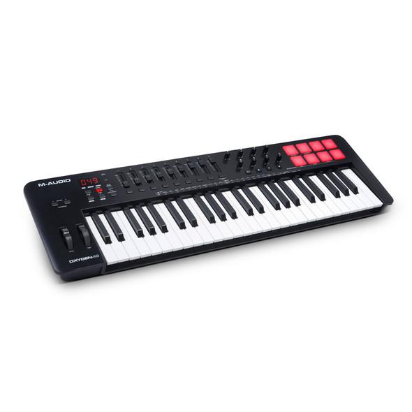 M-Audio Oxygen 49 MK V 49 Key USB MIDI Controller Keyboard