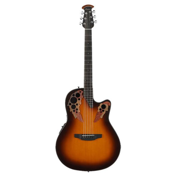 Ovation CE44-1 Electro-Acoustic Guitar, Sunburst