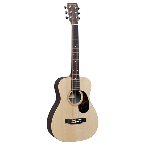 Martin LX1RE Electro-Acoustic Guitar, Natural with Gig Bag