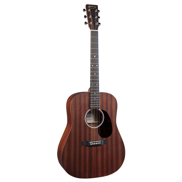 Martin D-10E  Electro-Acoustic Guitar, Sapele