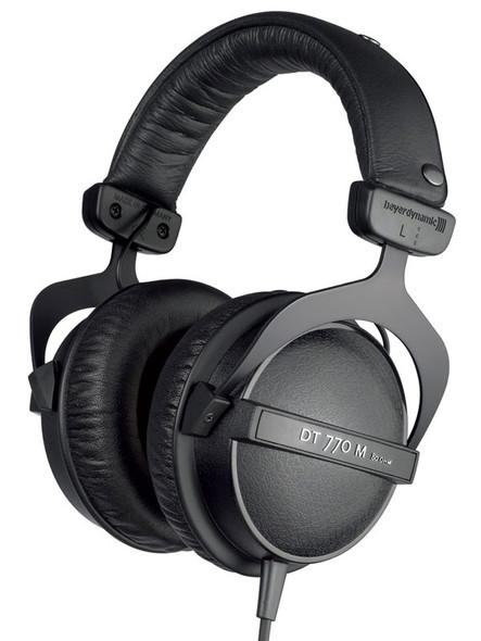 Beyerdynamic DT770M headphones (80 Ohm)