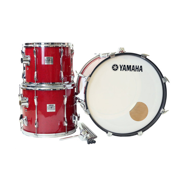 Yamaha Power V Series Shell Pack in Red, Japanese Made (pre-owned)