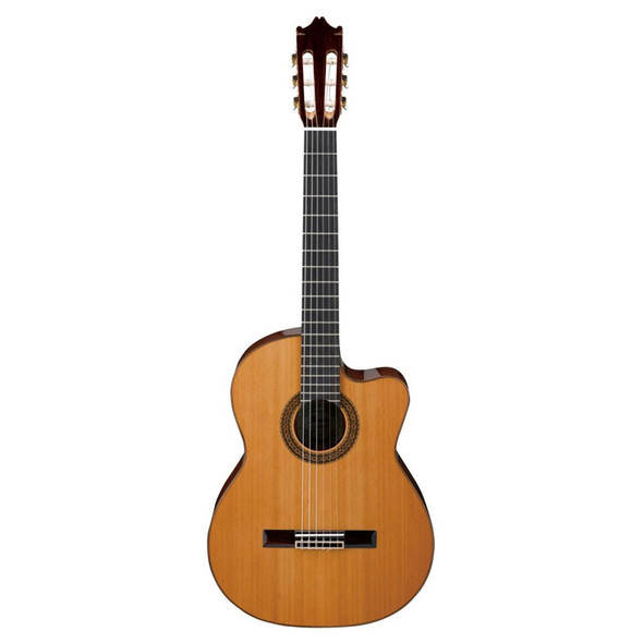 Ibanez G300CE-NT Classical Electro-Acoustic Guitar, Natural  (b-stock)