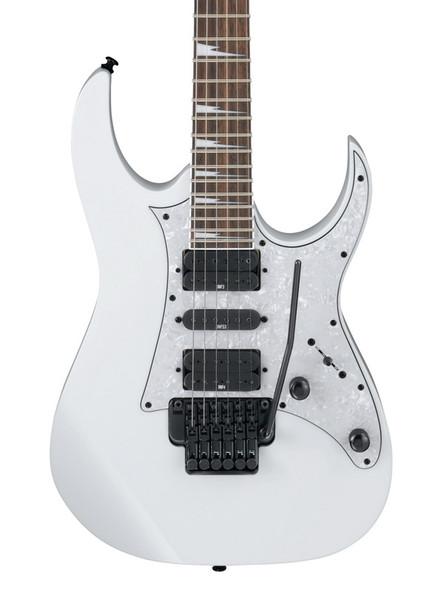 Ibanez RG350DXZ-WH RG Electric Guitar, White (ex-display)