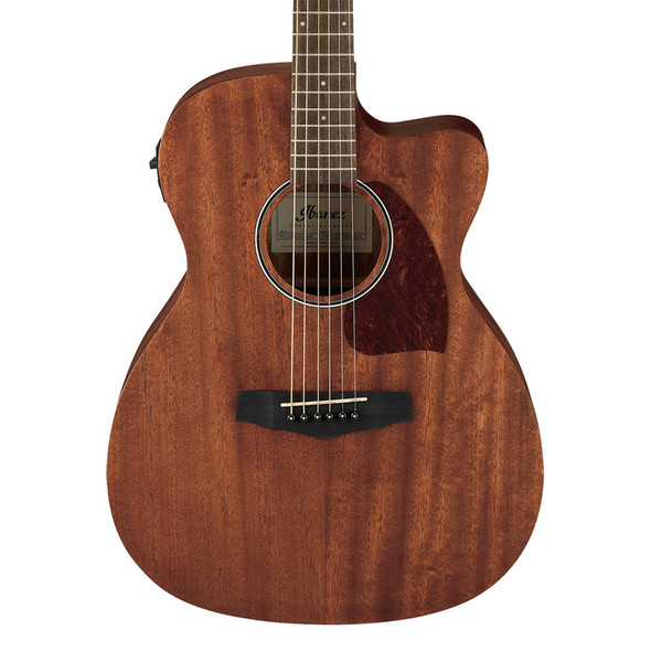 Ibanez PC12MHCE-OPN Electro-Acoustic Guitar, Open Pore Natural (ex-display)