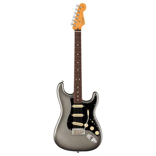 Fender American Professional II Stratocaster Electric Guitar, Mercury