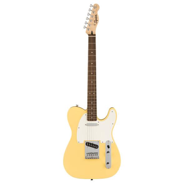 Fender Squier FSR Bullet Telecaster Electric Guitar, Vintage White