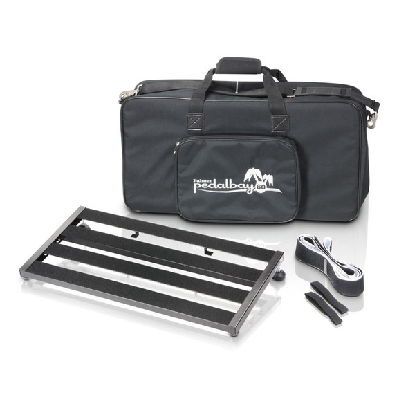 Palmer Pedalbay 60 Lightweight Pedalboard with Softcase