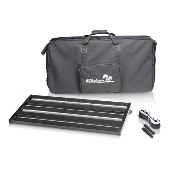 Palmer Pedalbay 80 Lightweight Pedalboard with Softcase