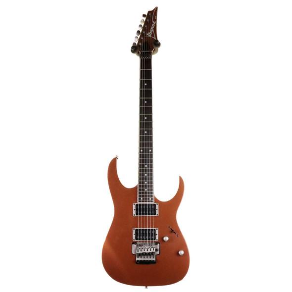 Ibanez RGT42 Metallic Bronze Through Neck Electric Guitar (pre-owned)