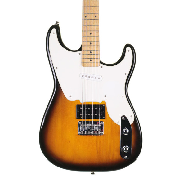 Fender Squier 51 Telecaster Electric Guitar, Sunburst w Gig Bag (pre-owned)