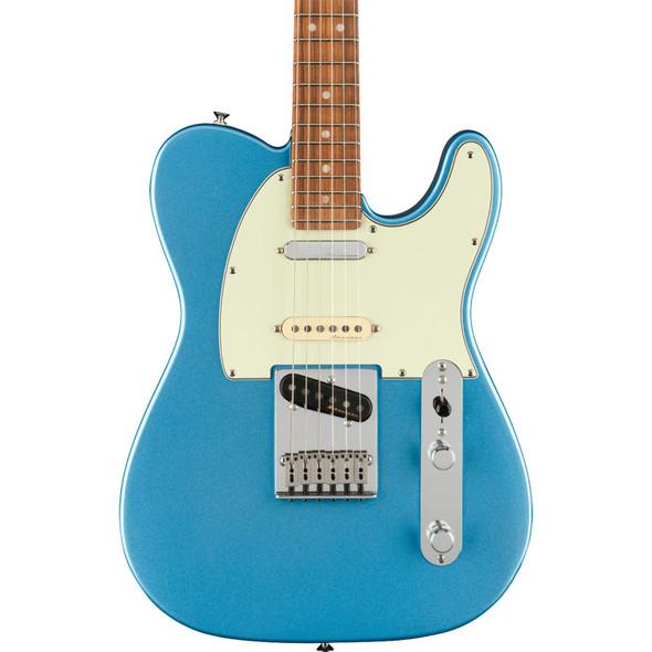Fender Player Plus Nashville Telecaster Electric Guitar, Opal Spark, Pau Ferro