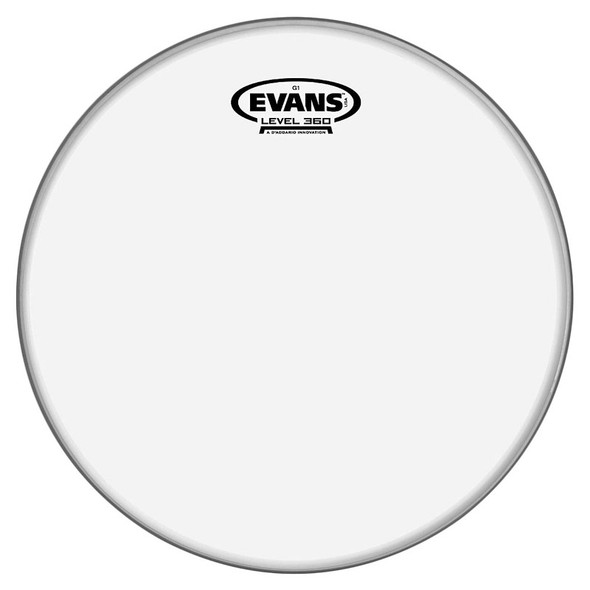 Evans TT06G1 6 Inch G1 Clear Drum Head