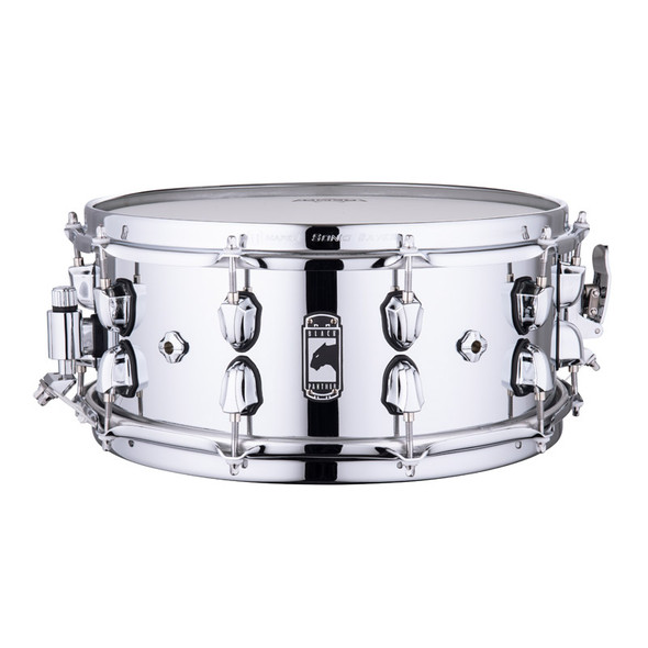 Mapex Black Panther Cyrus 14x6 Inch Steel Snare Drum