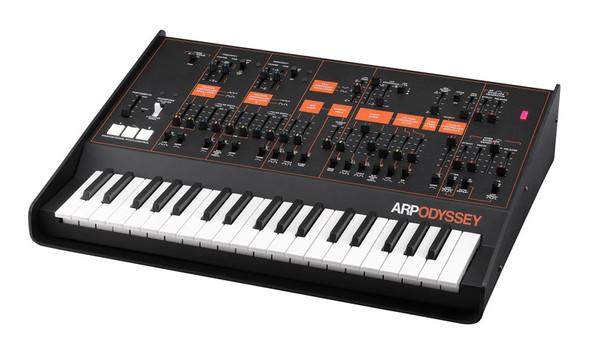 Korg ARP ODYSSEY Duophonic Analogue Synthesizer, MK3 Black & Orange Livery