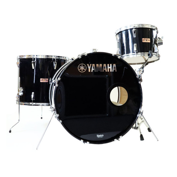 Yamaha 5000 24 Inch Shell Pack in Black, Japanese Made (pre-owned)