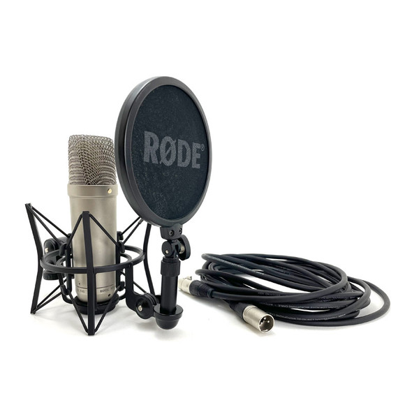 Rode NT1-A Condenser Microphone Recording Pack (pre-owned)