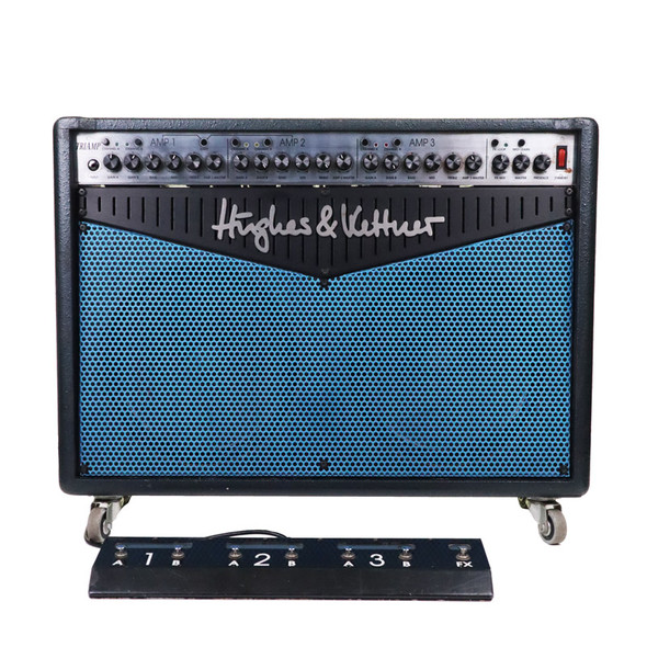 Hughes & Kettner Triamp MK1 2 x 12 Electric Guitar Amplifier Combo (pre-owned)
