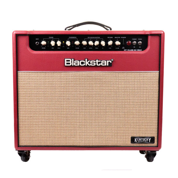 Blackstar HT Club 40 MKII Kentucky Special, w Silp Cover & Footswitch (pre-owned)