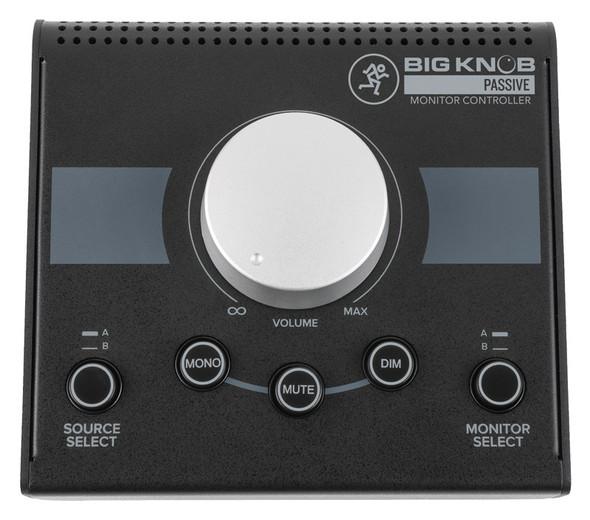 Mackie Big Knob Passive Monitor Controller  (ex-display)
