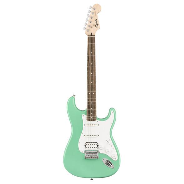 Fender Squier FSR Bullet Stratocaster HT HSS Electric Guitar, Foam Green