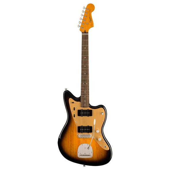Fender Squier FSR Classic Vibe Late 50s Jazzmaster Electric Guitar, 2-Tone Sunburst