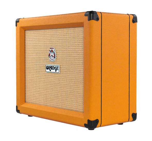 Orange Crush 35RT Guitar Amp Combo, Orange