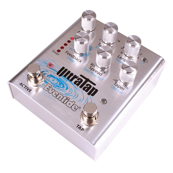 Eventide UltraTap Delay Effects Pedal