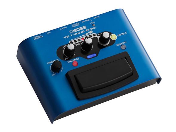 Boss VE-1 Vocal Echo Effects Processor