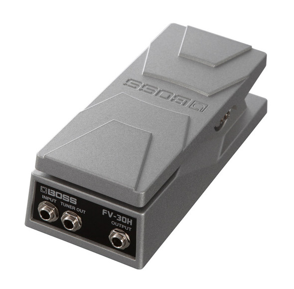 Boss FV-30H High Impedance Foot Volume Pedal