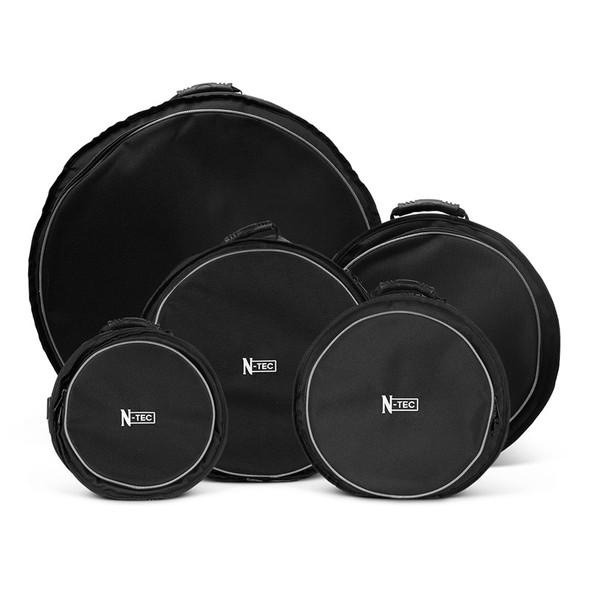 Natal KITS-00182 N-TEC Drum Case Set, 20x18, 14x7, 10x9, 12x10, 14x14