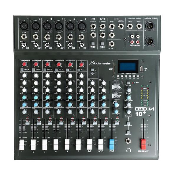 Studiomaster Club XS 10+ Compact Mixing Desk