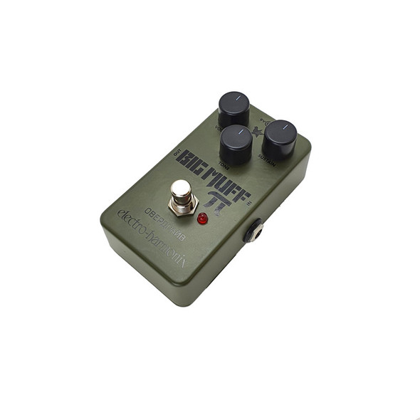 Electro Harmonix Russian Big Muff Guitar Effects Pedal (pre-owned)