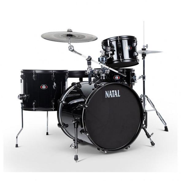 Natal DNA Stealth Practice Drum Kit