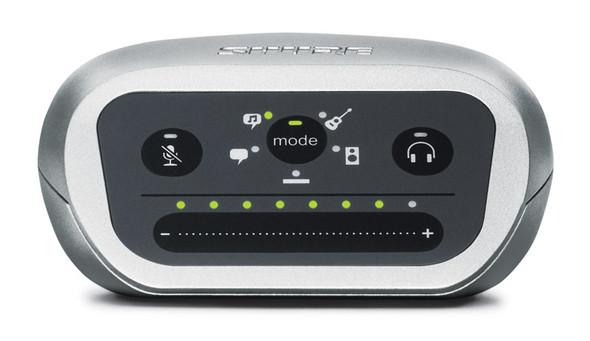 Shure MOTIV MVi USB Audio Interface