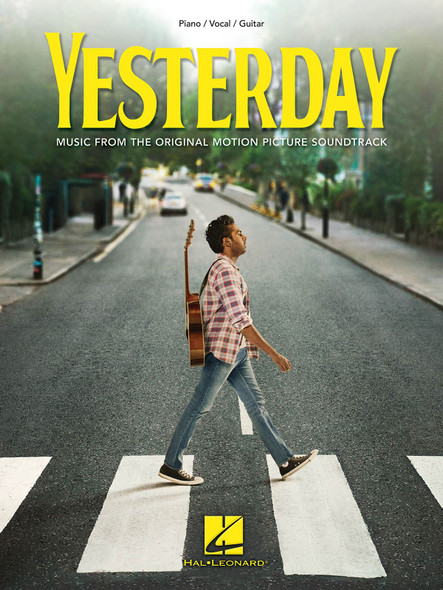 Yesterday -  Music from the Original Motion Picture Soundtrack, Piano, Guitar