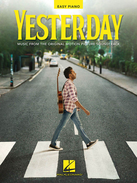 Yesterday -  Music from the Original Motion Picture Soundtrack, Easy Piano